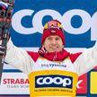 Российский лыжник ударил соперника лыжной палкой