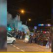Протесты в Беларуси: утверждения о том, что все происходило мирно, стали рассыпаться
