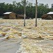 Тысячи человек эвакуируют в Камбодже из-за сильного наводнения