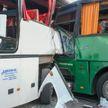 В Польше столкнулись два школьных автобуса. Есть пострадавшие