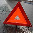 Мотоциклист и его пассажирка попали в аварию в Пинске
