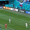 Сборная России обыграла команду Финляндии на чемпионате Европы по футболу