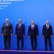 Александр Лукашенко принимает участие в саммите глав государств ЕАЭС