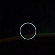 Российский космонавт снял видео с группой неопознанных объектов
