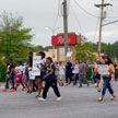 Американцы продолжают протестовать против расизма и полицейского насилия