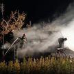 В Витебской области на пожаре в частном доме погибли двое мужчин
