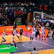 Баскетбольный клуб «Цмокі-Мінск» покидает центровой Александре Гаврилович