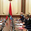 В Палате представителей прошло обсуждение расширения сотрудничества в области медицины