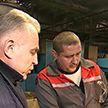 Председатель Федерации профсоюзов Беларуси и министр промышленности посетили Брестский электроламповый завод