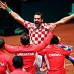 Сборная Хорватии второй раз в истории стала обладателем Кубка Дэвиса