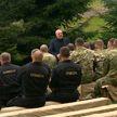 Александр Лукашенко провел встречу с правоохранителями и представителями силовых структур