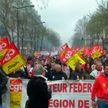 Забастовка против пенсионной реформы началась во Франции