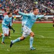 Брестское «Динамо»  стало чемпионом  Беларуси по футболу, прервав 13-летнюю гегемонию БАТЭ