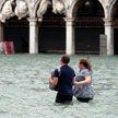 Венеция на 75% ушла под воду