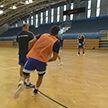 Гандболисты «Мешков Бреста» готовятся к матчу в венгерским «Пиком»