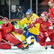 Хоккеисты Беларуси одержали первую победу на чемпионате мира в Риге, повержены шведы