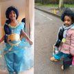 Зомби-апокалипсис? Фото ребёнка до и после похода в школу рассмешили сеть