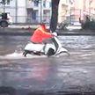 Реки вместо улиц и машины по крышу в воде: ливни и грозы накрыли Сицилию