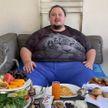 «Почему я все время поправляюсь?» Сын Никаса Сафронова показал свой завтрак