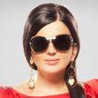 Незрячая Диана Гурцкая сняла черные очки (ФОТО)