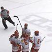 Белорусские юниоры стартовали с победы на международном хоккейном турнире в Будапеште