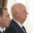 Нового вице-премьера представили сегодня в белорусском правительстве