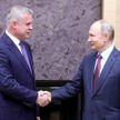 Путин и Зась обсудили борьбу с терроризмом и наркоторговлей, а также подготовку к 75-летию Победы