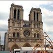 В Соборе Парижской Богоматери начались работы по восстановлению крыши