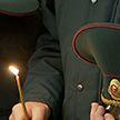 В память о белорусских спасателях в крипту Храма-памятника в честь Всех Святых заложили капсулу с землей