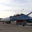 В Беларусь на вооружение поступили новые истребители