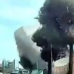В Южной Корее на пассажирский автобус обрушилось здание: есть погибшие