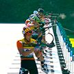Первый соревновательный день ЧМ по летнему биатлону завершился в Раубичах
