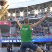 Максим Недосеков установил новый рекорд Беларуси в прыжках в высоту