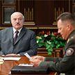 Природные пожары, безопасность людей на воде, совершенствование системы оказания помощи: Лукашенко провел совещание с главой МЧС