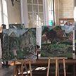 «В колыбели импрессионизма»: II Международный пленэр по живописи во Франции объединил художников из разных стран