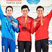 Белорус Иван Литвинович выиграл серебро чемпионата мира по прыжкам на батуте