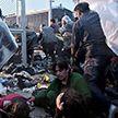 Сильный ливень обрушился на крупнейший лагерь для беженцев в Греции