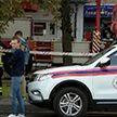 Крупный пожар на ул. Веры Хоружей в Минске. Все подробности