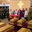 Воинские почести и высокие гости из четырёх стран: в Вильнюсе состоялась церемония перезахоронения Кастуся Калиновского. Как это было