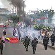 Около 90 полицейских пострадали в ходе беспорядков в Колумбии