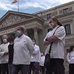 В Испании начался траур по жертвам коронавируса