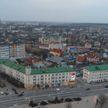 Александр Лукашенко совершает рабочую поездку в Барановичский район – один из крупнейших в Брестской области