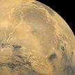 На склонах вулканов Марса нашли множество водных «оазисов»