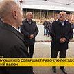 От будущего отрасли до хода избирательной кампании: Лукашенко пообщался с работниками предприятия «Кореличи-Лён»