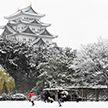 Сильные снегопады накрыли Японию