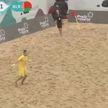 Сборная Беларуси по пляжному футболу неудачно стартовала на первом этапе очередного розыгрыша Евролиги