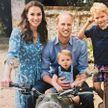 Дети Кейт Миддлтон и принца Уильяма поддержали врачей, борющихся с коронавирусом