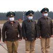 Белорусские спасатели вернулись с тушения пожаров в Турции