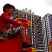 «Дана Холдингс» вместе с сербскими участниками II Европейских игр заложила новый жилой дом