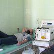 Переболевшие коронавирусом сдают плазму в Витебске
